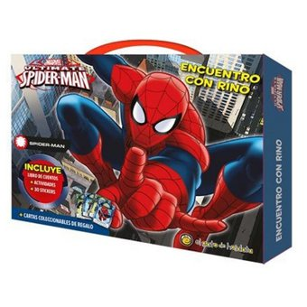 KIT DE JUEGO SPIDERMAN