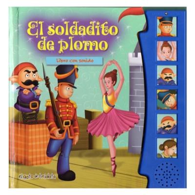 LEO Y ESCUCHO EL SOLDADITO DE PLOMO