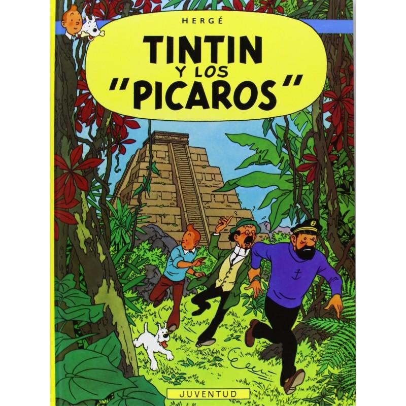 LAS AVENTURAS DE TINTIN 23 TINTIN Y LOS PICAROS