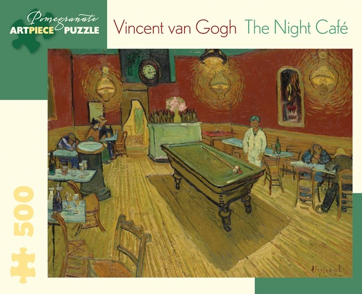 PUZZLE VAN GOGH THE NIGHT CAFE