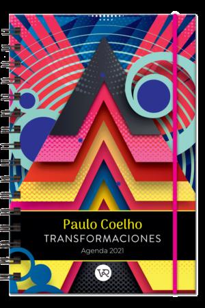 AGENDA 2021 PAULO COELHO TRANSFORMACIONES PIRAMIDE ANILLADA