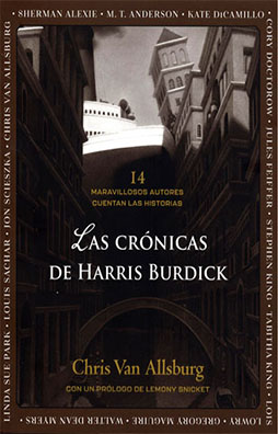 LAS CRONICAS DE HARRIS BURDICK