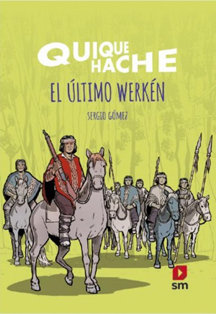 QUIQUE HACHE EL ULTIMO WERKEN
