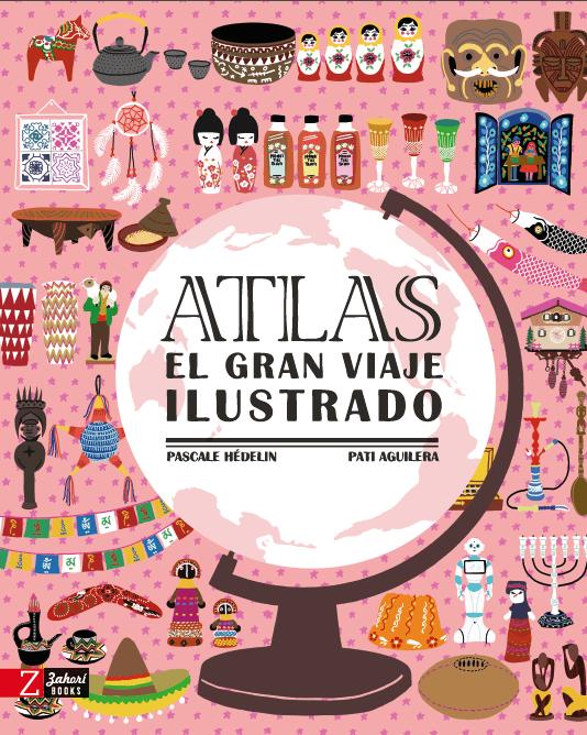 ATLAS EL GRAN VIAJE ILUSTRADO