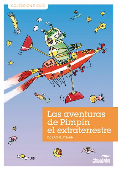 LAS AVENTURAS DE PIMPIN EL EXTRATERRESTRE