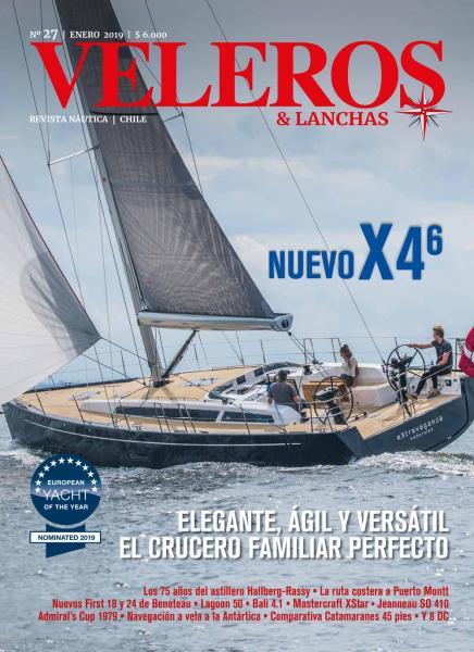 REVISTA VELEROS Y LANCHAS N°27 ENERO 2019