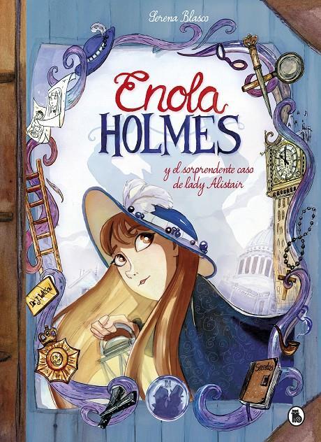ENOLA HOLMES 2 Y EL SORPRENDENTE CASO DE LADY ALISTAIR
