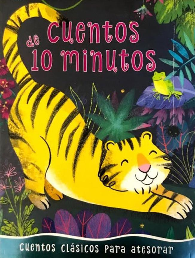CUENTOS DE 10 MINUTOS