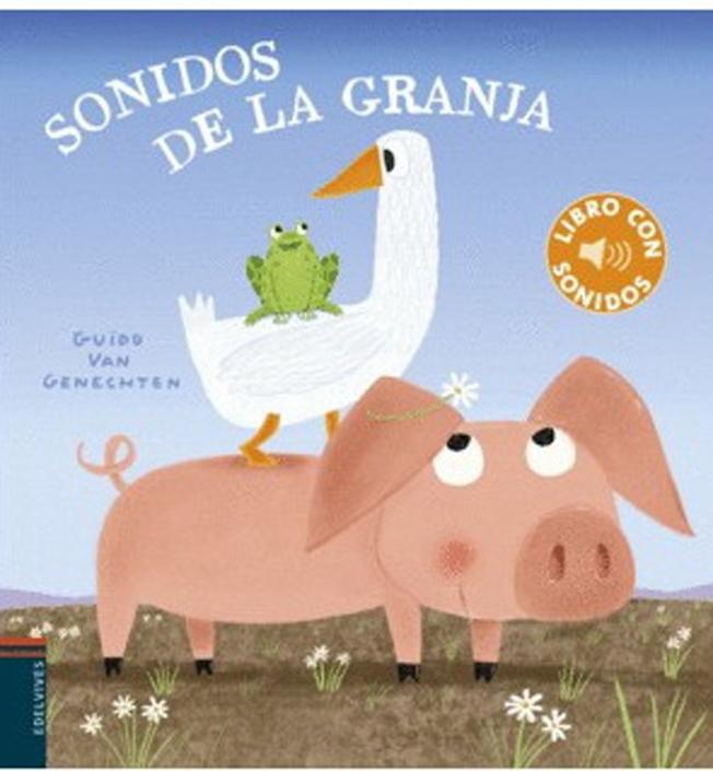 SONIDOS DE LA GRANJA (LIBRO CON SONIDOS)