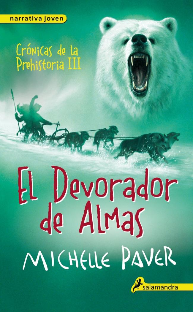 EL DEVORADOR DE ALMAS CRONICAS DE LA PREHISTORIA 3