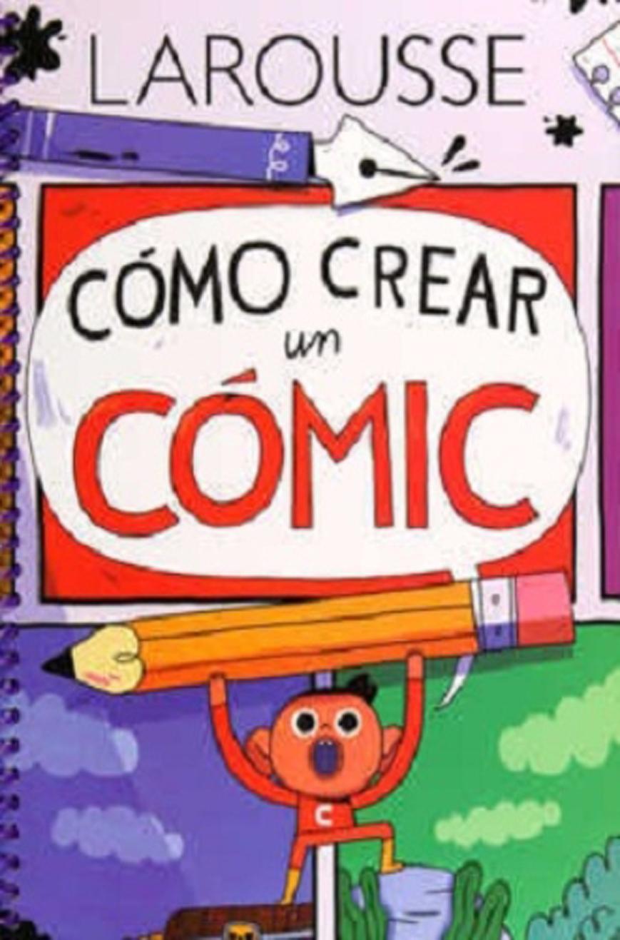 COMO CREAR UN COMIC