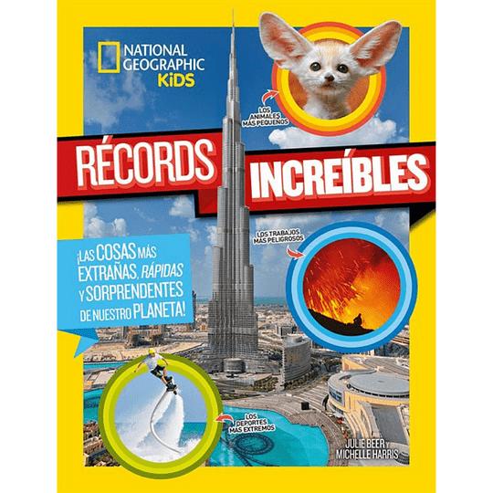 RECORDS INCREIBLES