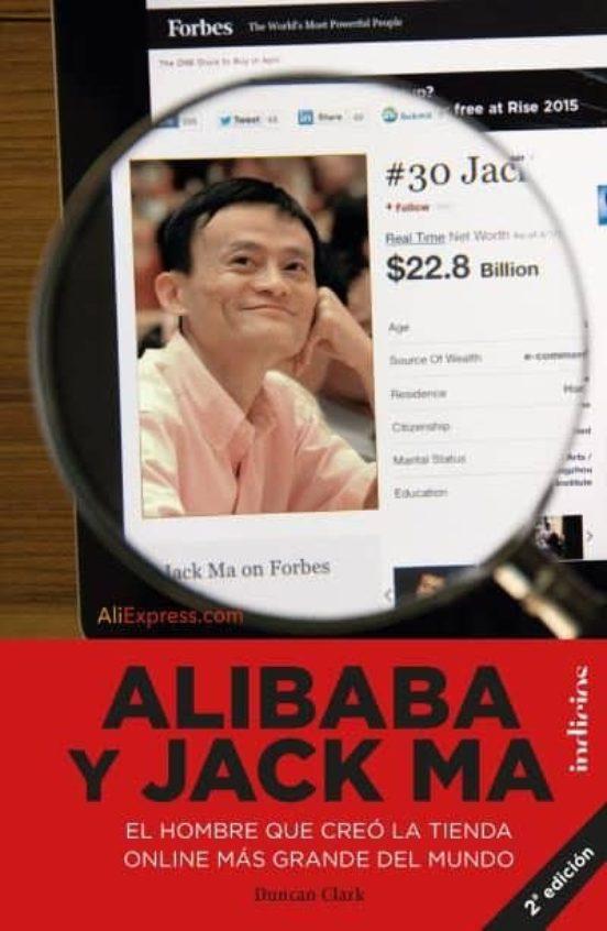 ALIBABA Y JACK MA