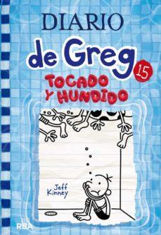 DIARIO DE GREG 15 TOCADO Y HUNDIDO TD