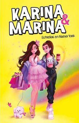 ESTRELLAS EN NUEVA YORK, KARINA & MARINA 3
