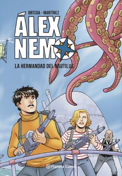 ALEX NEMO LA HERMANDAD DEL NAUTILUS