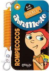 ABREMENTE POCKET ROMPECOCOS 6-9 AÑOS