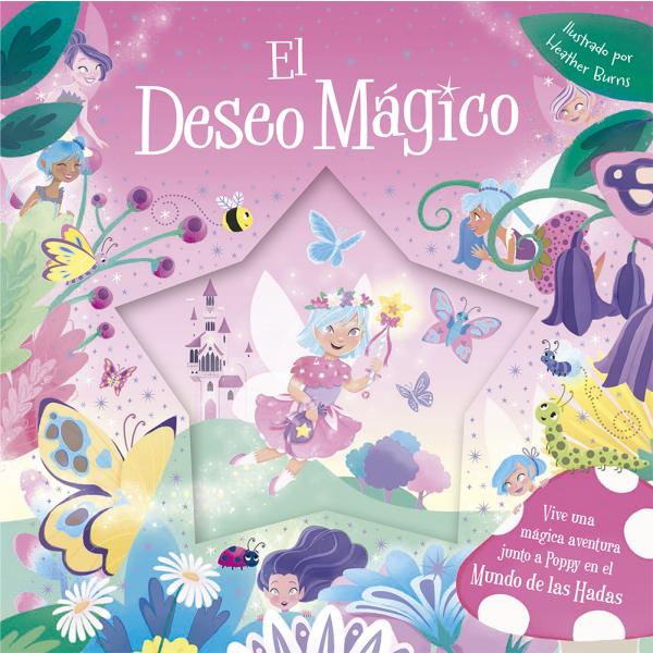 EL DESEO MÁGICO, COLECCIÓN DESTELLOS MÁGICOS