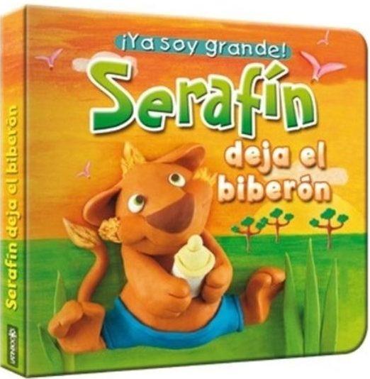 SERAFIN DEJA EL BIBERON YA SOY GRANDE