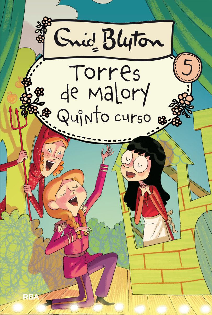 QUINTO GRADO EN TORRES DE MALORY 5
