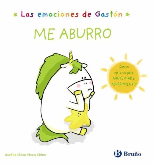 ME ABURRO LAS EMOCIONES DE GASTÓN