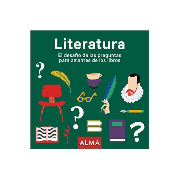 LITERATURA EL DESAFIO DE LAS PREGUNTAS PARA AMANTES DE LOS LIBROS
