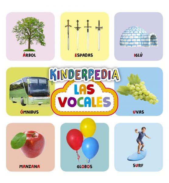KINDERPEDIA LAS VOCALES
