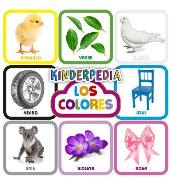 KINDERPEDIA LOS COLORES
