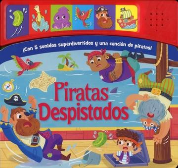PIRATAS DESPISTADOS SONIDOS ALEGRES