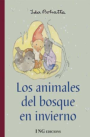 LOS ANIMALES DEL BOSQUE EN INVIERNO