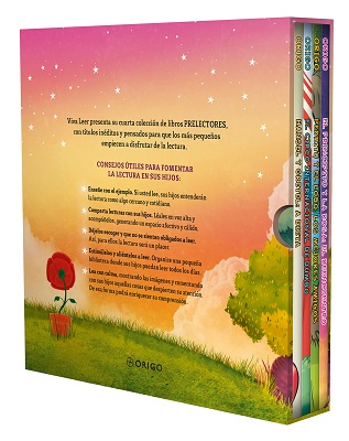 PACK PRELECTORES VIVA LEER 3 (4 TOMOS)