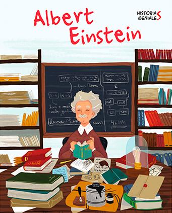 ALBERT EINSTEIN HISTORIAS GENIALES