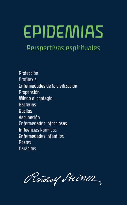 EPIDEMIAS PERSPECTIVAS ESPIRITUALES