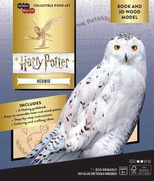 HARRY POTTER HEDWIG MODELO PARA ARMAR 3D