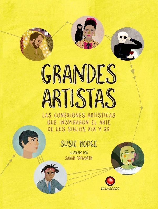GRANDES ARTISTAS LAS CONEXIONES ARTISTICAS QUE INSPIRARON EL ARTE DEL SIGLO XIX Y XX