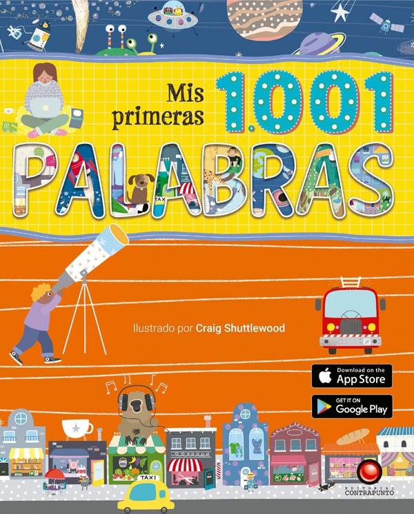 MIS PRIMERAS 1001 PALABRAS