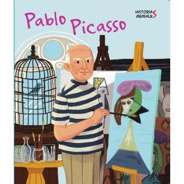 PABLO PICASSO HISTORIAS GENIALES