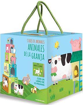 CUBOS DE ANIMALES. ANIMALES DE LA GRANJA