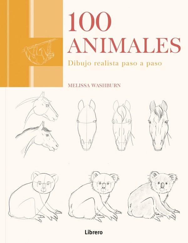 100 ANIMALES DIBUJO REALISTA PASO A PASO