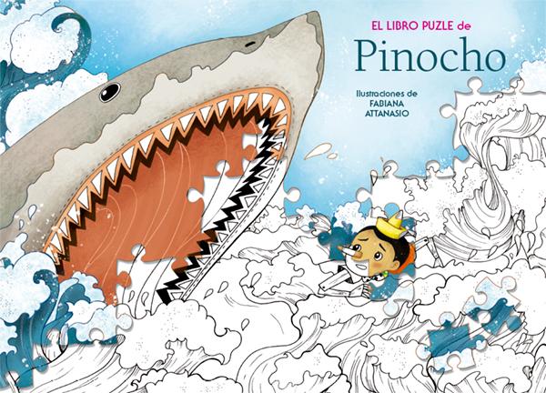 EL LIBRO PUZLE DE PINOCHO