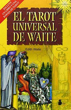 EL TAROT UNIVERSAL DE WAITE LIBRO + BARAJA