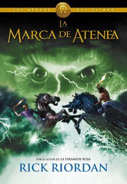 LOS HEROES DEL OLIMPO 3 LA MARCA DE ATENEA TD