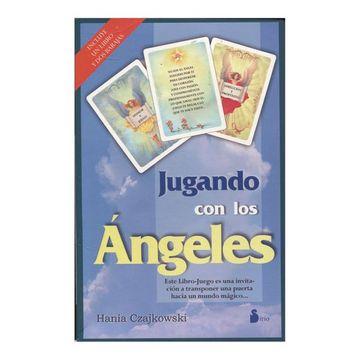 JUGANDO CON LOS ANGELES LIBRO + BARAJA