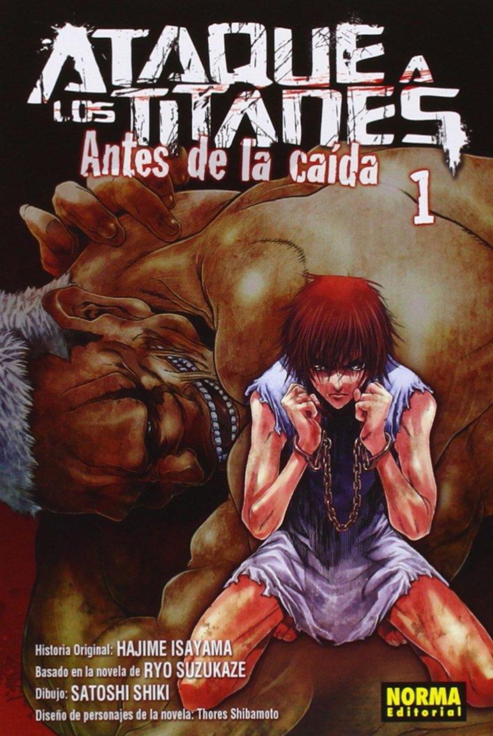 ATAQUE A LOS TITANES ANTES DE LA CAIDA 01
