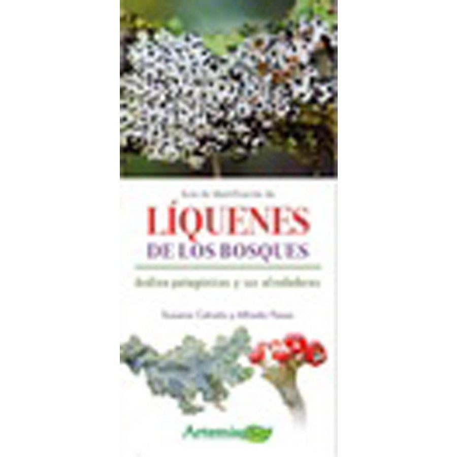 GUIA DE IDENTIFICACION DE LIQUENES DE LOS BOSQUES