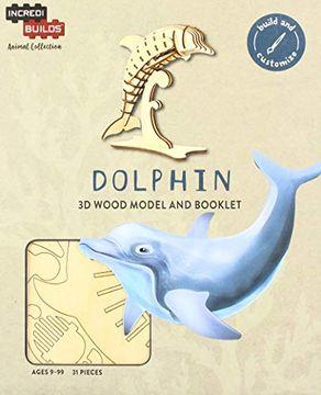 DOLPHIN LIBRO Y MODELO PARA ARMAR 3D