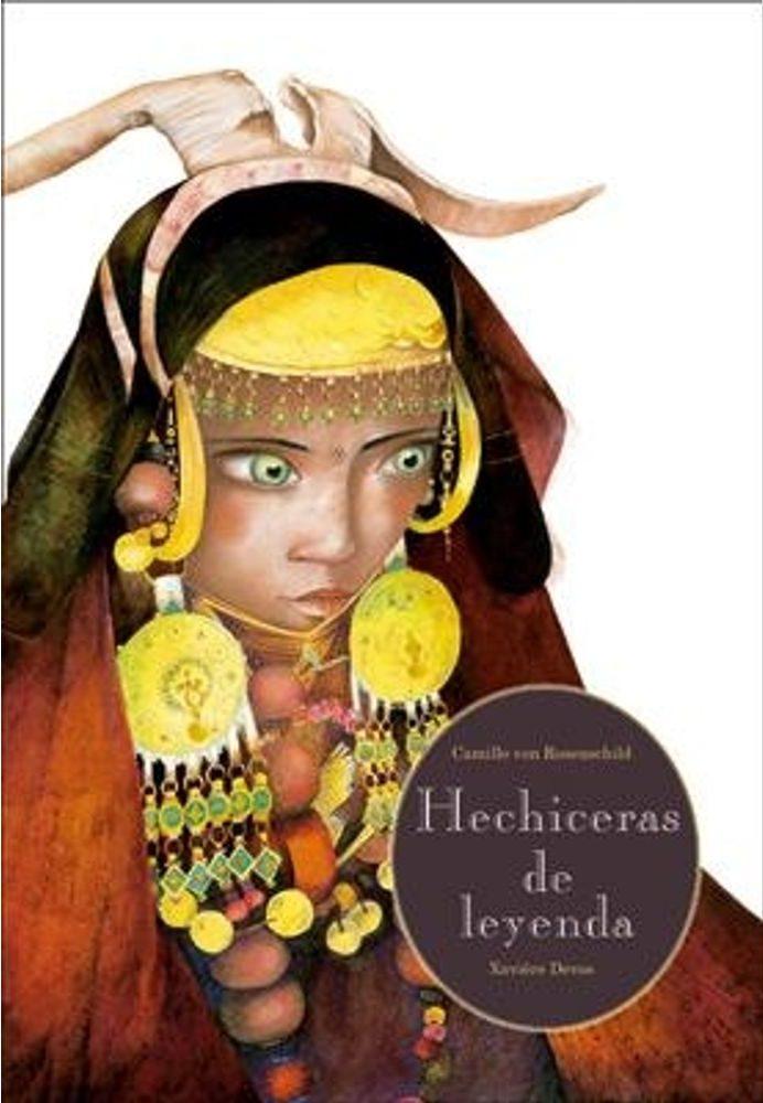 HECHICERAS DE LEYENDA