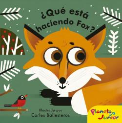 QUE ESTA HACIENDO FOX