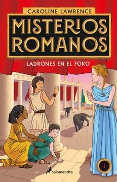 LADRONES EN EL FORO MISTERIOS ROMANOS 1