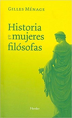 HISOTORIA DE LAS MUJERES FILÓSOFAS